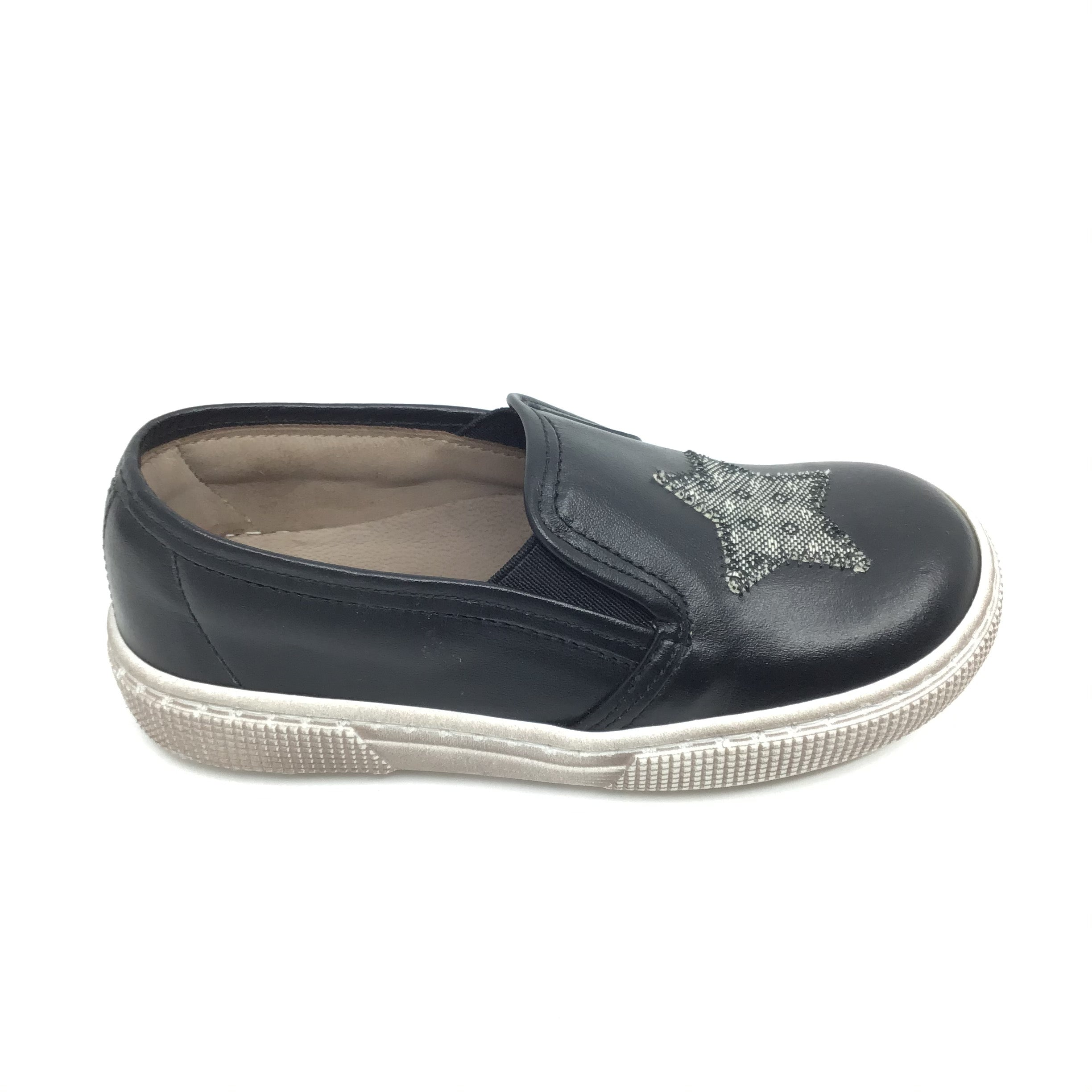Black Sneaker with Star