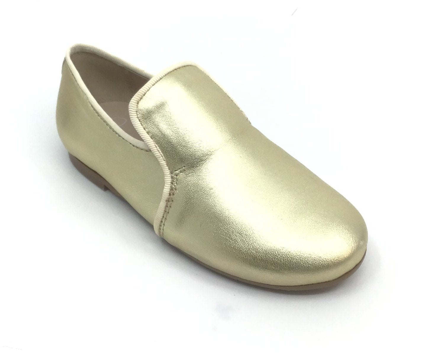 Papanatas Gold Loafer