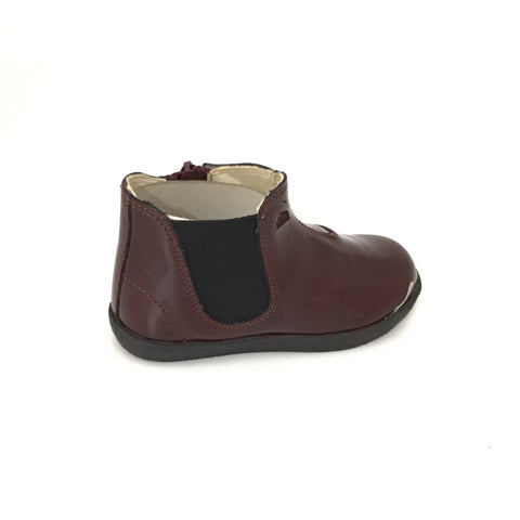 Falcotto Patent Bordeaux Bootie