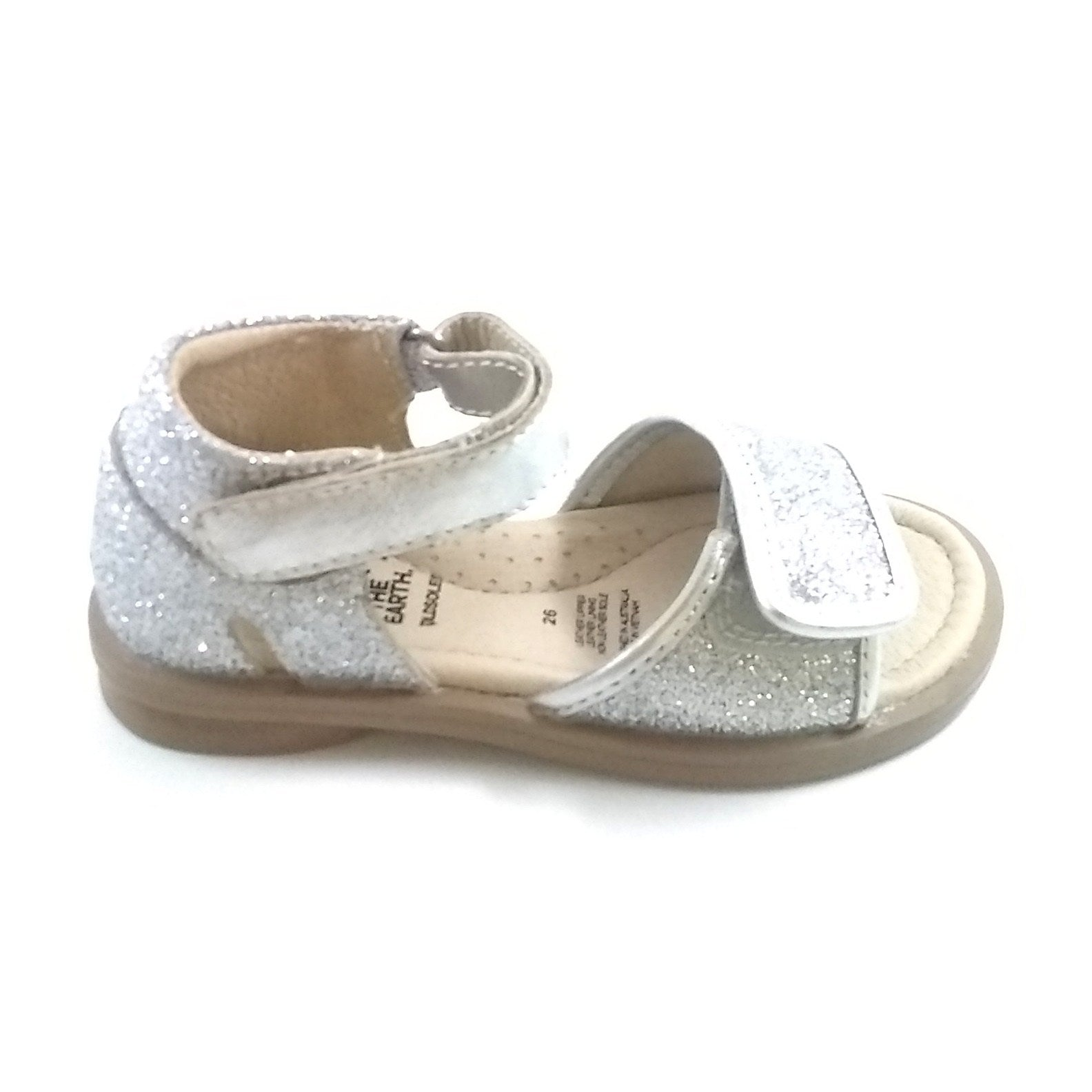 Old Soles Salsa Glam Argent/Silver