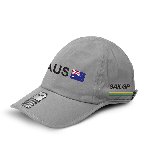 Australia SailGP Team: Cap - Grey
