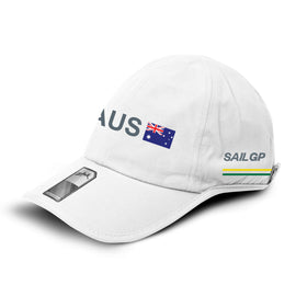Australia SailGP Team: Cap - White