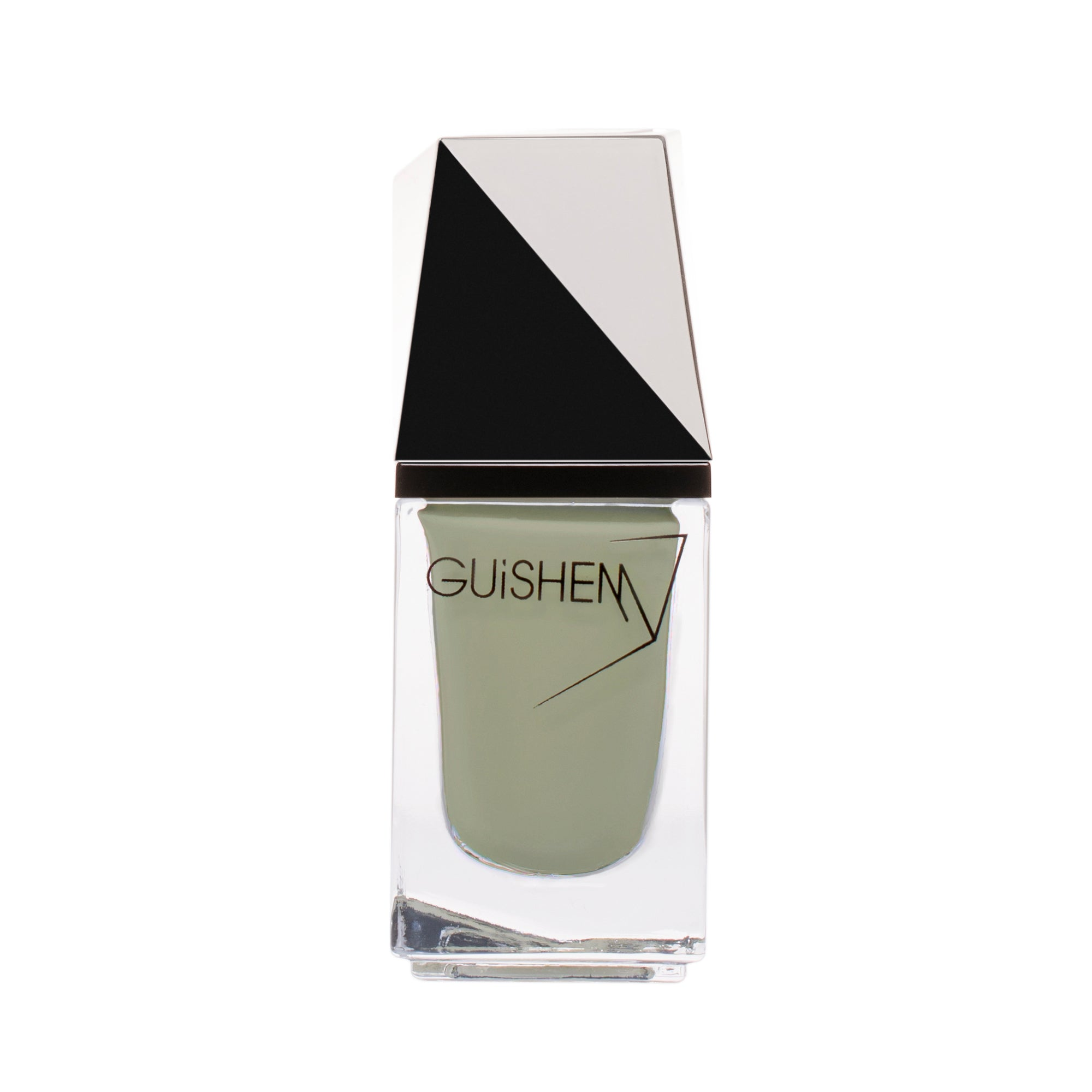 GUiSHEM DUSTY GREEN - 180 Creme Nail Polish