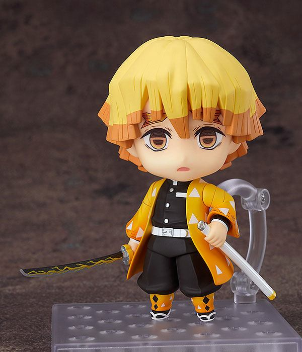 Kimetsu no Yaiba: Demon Slayer Nendoroid Action Figure Zenitsu Agatsuma