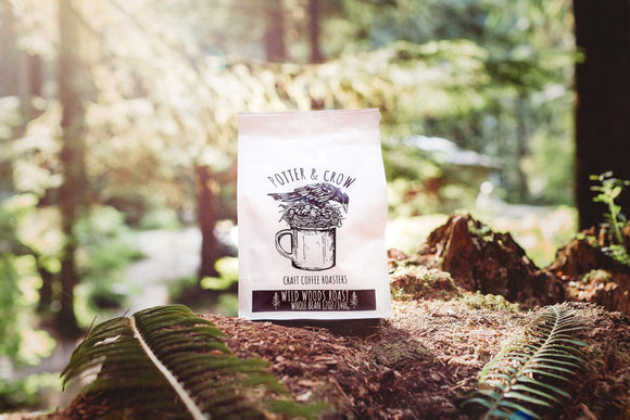 Wild Woods Medium Roast - 12oz