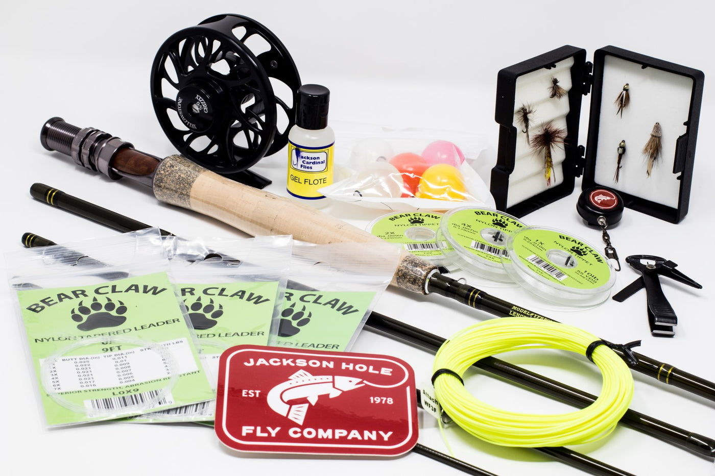 Green River Fly Fishing Kit
