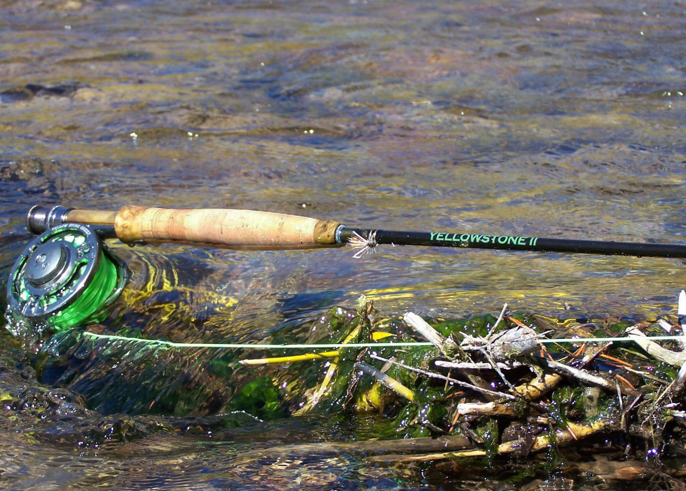 Yellowstone Fly Rods