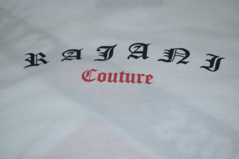 DANGER, DO NOT CROSS LS | RAJANI COUTURE
