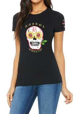 High-Spirited Skull SS | RAJANI COUTURE