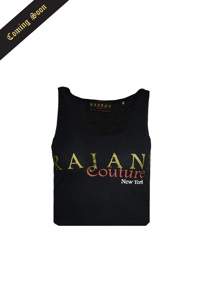 Pillar of RCNY Crop Tank | RAJANI COUTURE