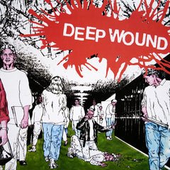 Deep Wound - S/T - LP