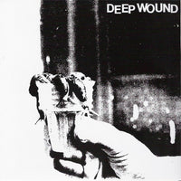 Deep Wound - S/T 7""