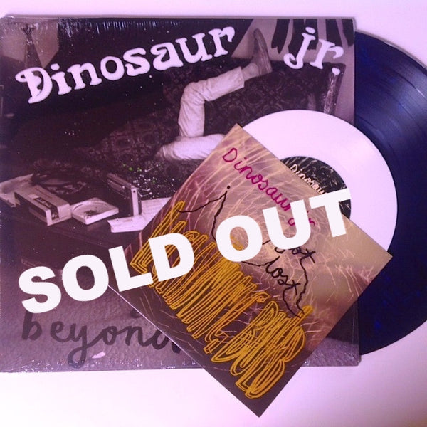 Dinosaur Jr - Beyond - Purple Vinyl!