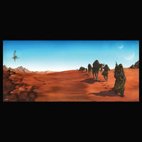 Dopesmoker - Official Album Cover Print