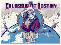 MELVINS- THE COLOSSUS OF DESTINY FILM POSTER