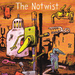 The Notwist - 12 double LP