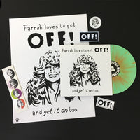 OFF! - Live at 9:30 Club LP