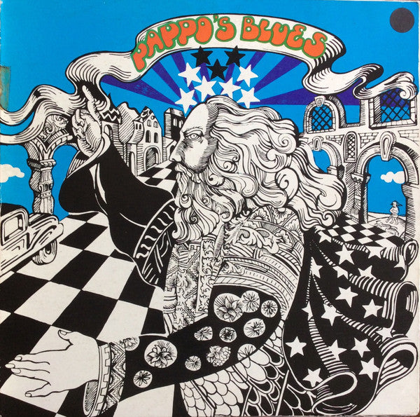 Pappo's Blues - Volume 3 LP