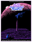 ACID MOTHERS TEMPLE SHOW POSTER FOR AUSTIN PSYCH FEST 2014