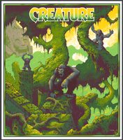CREATURE SKATEBOARDS PRINT