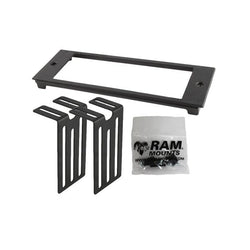 "RAM Tough-Box™ Console Custom 3"" Faceplate (RAM-FP3-7000-2000) - RAM Mounts Malaysia - Mounts MY"