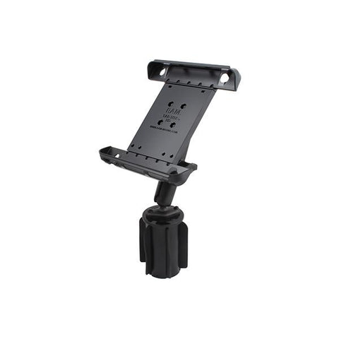 RAM® Tab-Tite Holder with RAM-A-CAN II Cup Holder Mount for iPad 1-4 (RAP-299-3-C-TAB3U)