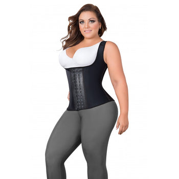 WAIST TRAINER WITH WIDE STRAPS - 5020