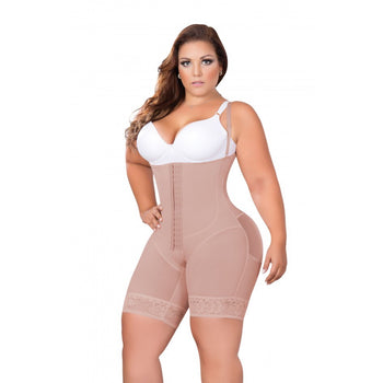 SHORTS BODYSHAPERS WITH COVERED BACK - 2010