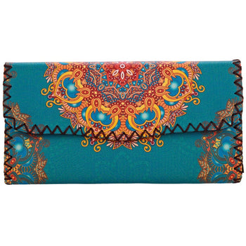 ETHNIC PATTERN WALLET