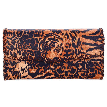 TIGER PRINTED WALLET