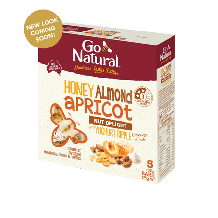 YOGHURT HONEY ALMOND APRICOT BOX 8x 175g
