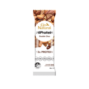 HIPROTEIN<sup>TM</sup> - NUT CRUNCH DOUBLE CHOC BAR 16x 50g