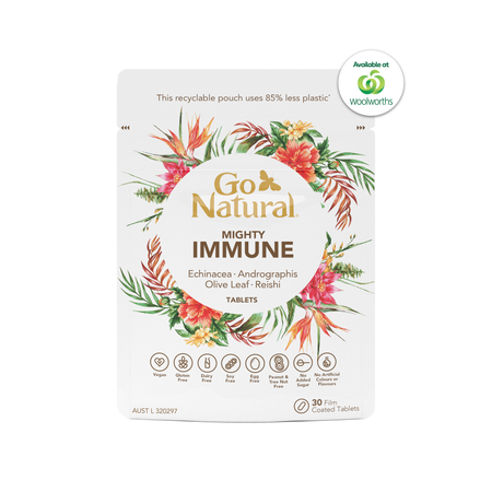 MIGHTY IMMUNE - 5 x 30 TABLETS