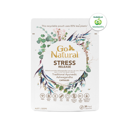 STRESS RELEASE - 5 x 30 CAPSULES
