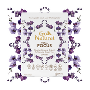 Go Natural Total Focus Vegan Capsules