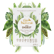 Go Natural True Digest Vegan Capsules