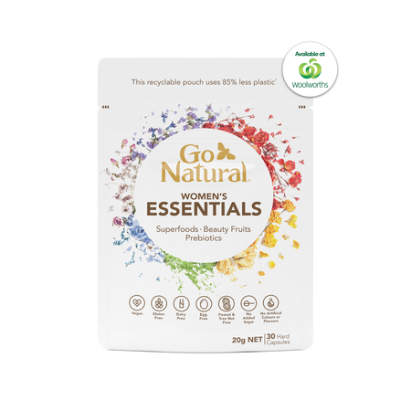 WOMEN'S ESSENTIALS - 5x 30 CAPSULES