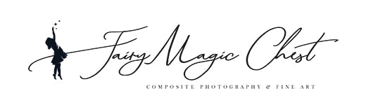FAIRY MAGIC CHEST ♥ Digital resources for Composite Photography and Fine Art