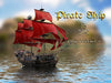 Pirate ship png digital overlay , high resolution