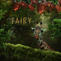 anrusa-paris-fairy-magic-chest - Digital background with giraffe behind tree branch - Fairy Magic Chest & Anrusa Paris - digital background / backdrop