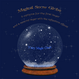 Snow Globe overlay by Fairy Magic Chest