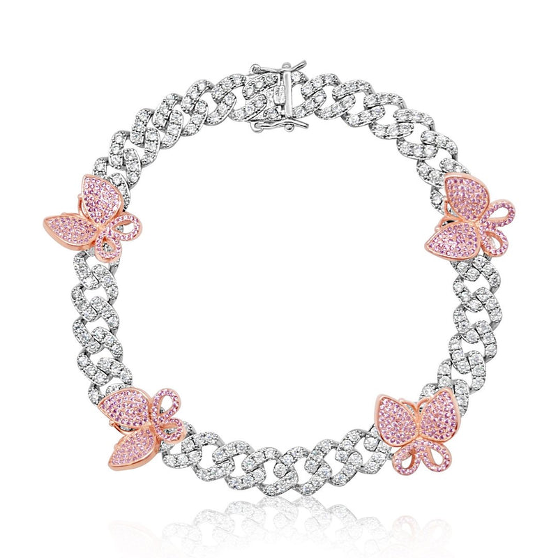 Butterfly dreams anklet