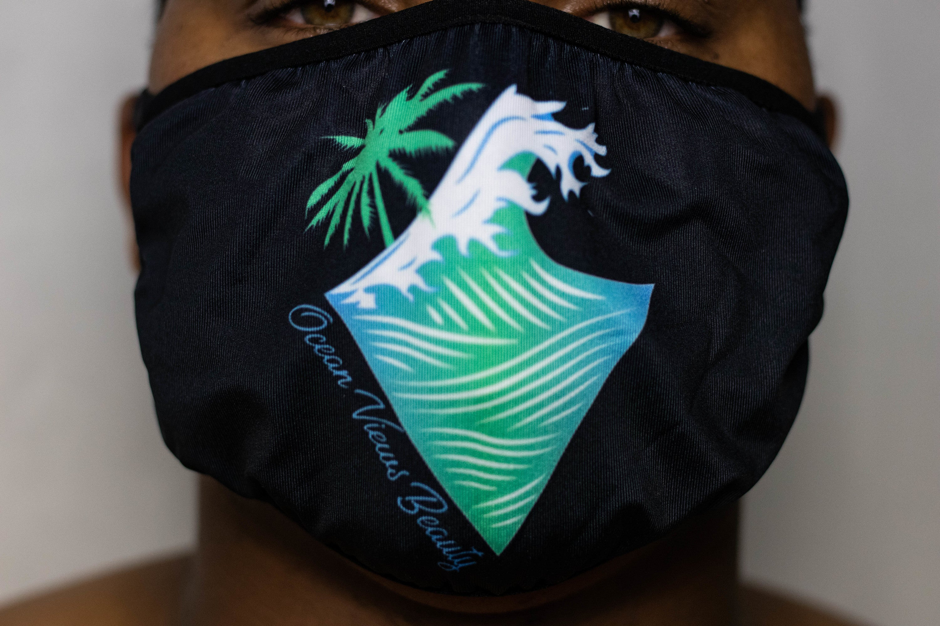 AQUA SILKY SAFETY MASK