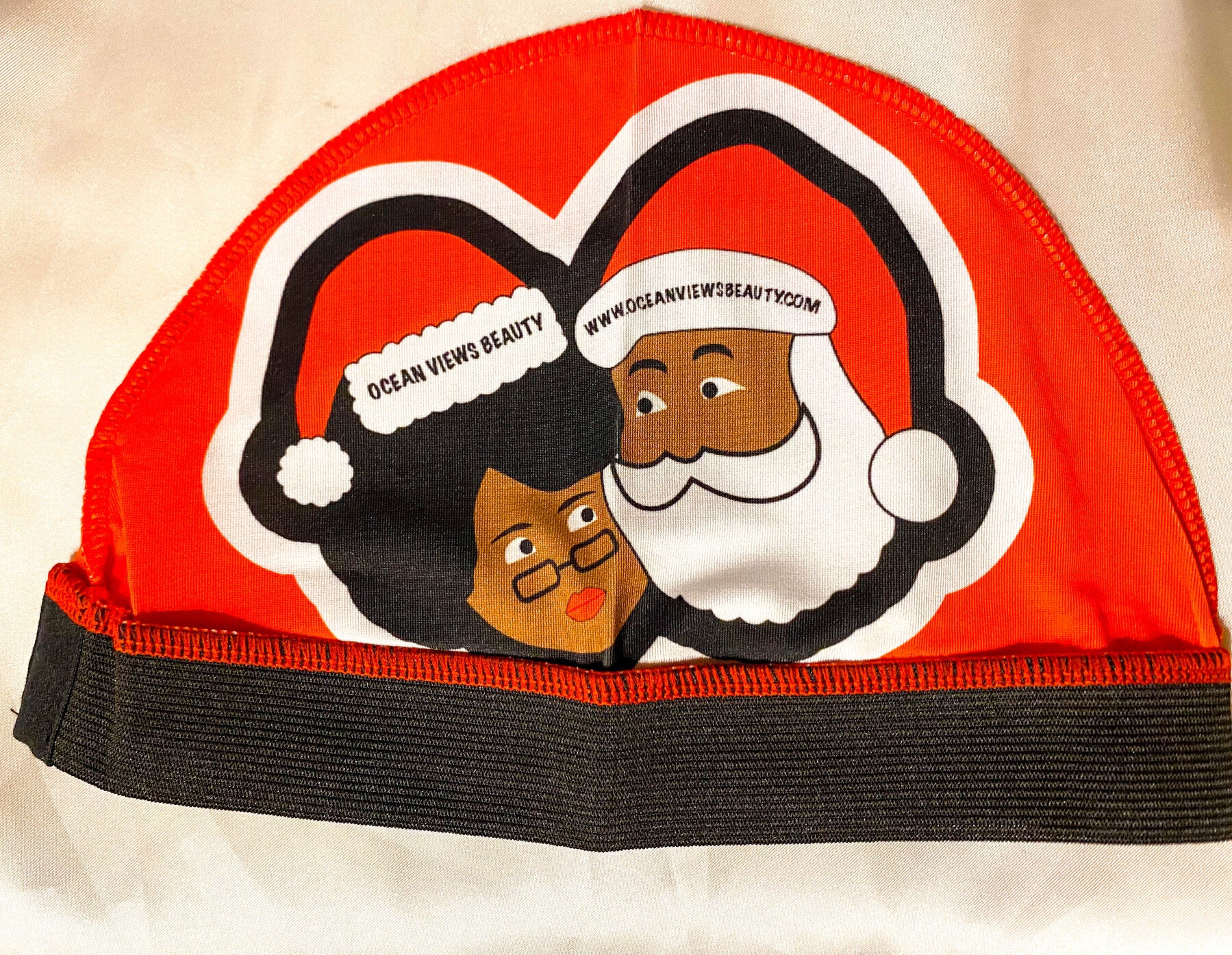 Mr & Mrs CLAUS CAP