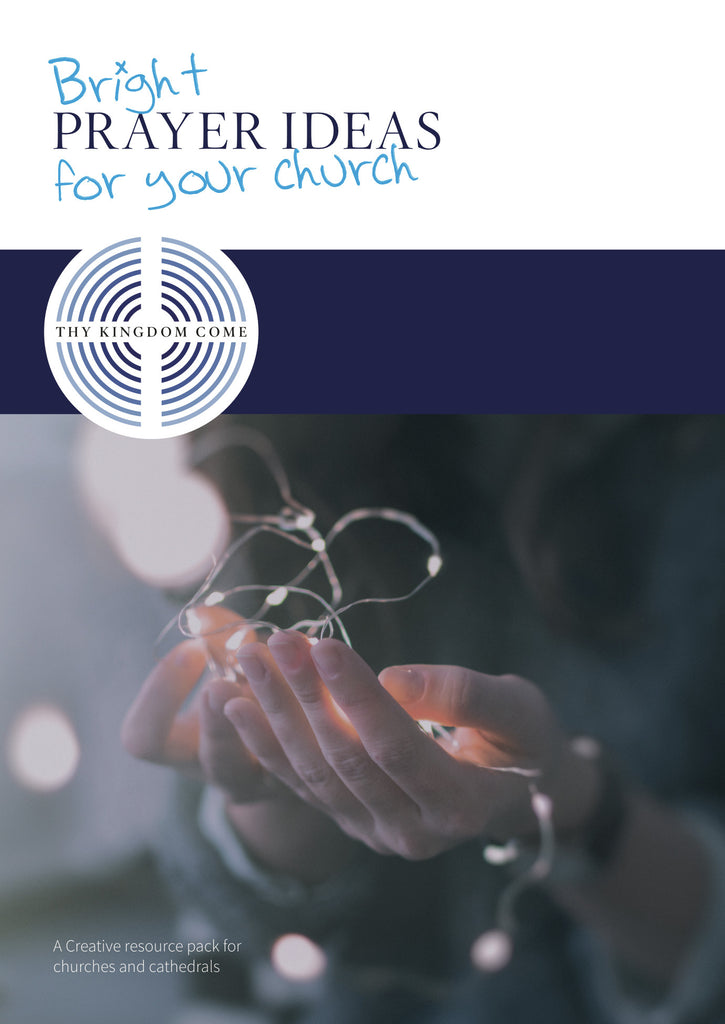 Thy Kingdom Come Booklet - Prayer ideas for your church