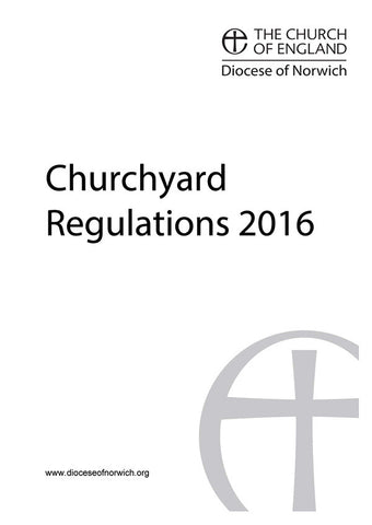 Churchyard Regulations 2016