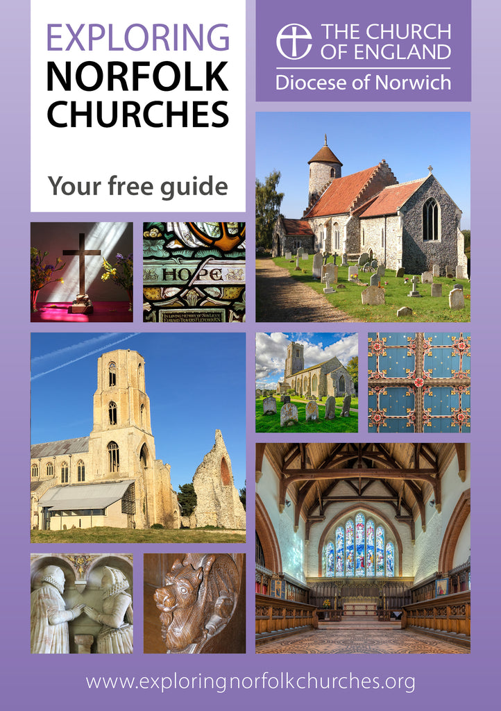 Exploring Norfolk Churches Booklet