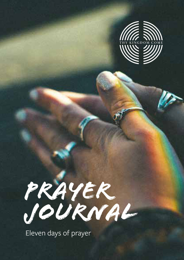 Thy Kingdom Come Prayer Journal