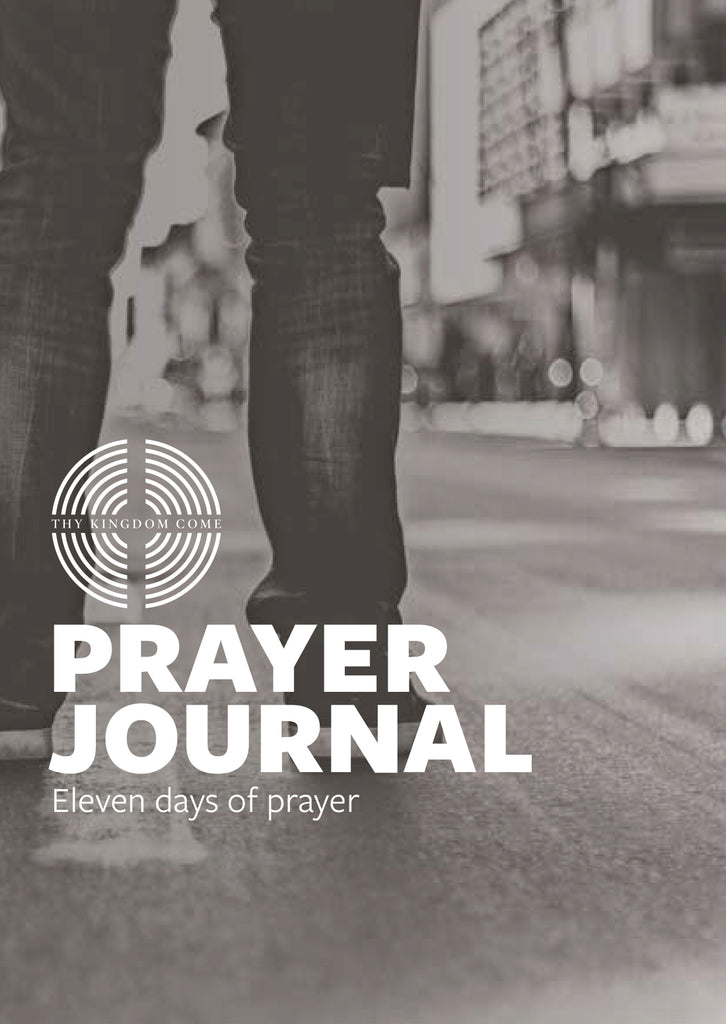 Youth Thy Kingdom Come Prayer Journal