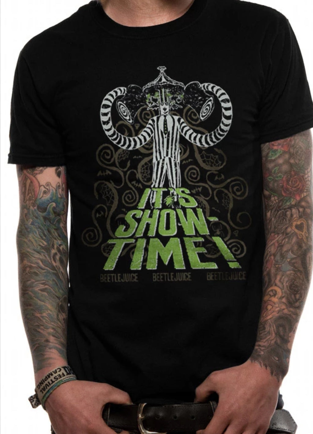 Beetlejuice (Showtime) Unisex T-Shirt